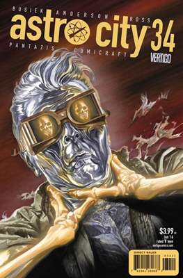 Astro City (Comic Book) #34