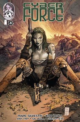 Cyberforce Vol. 4 (Grapa) #4