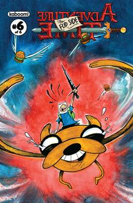 Adventure Time: The Flip Side (Variant Covers) #19