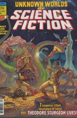 Unknown Worlds of Science Fiction Special