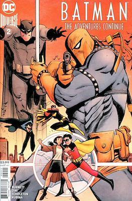 Batman: The Adventures Continue (Comic Book) #2