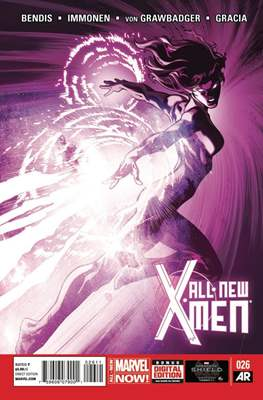 All-New X-Men (Comic Book) #26