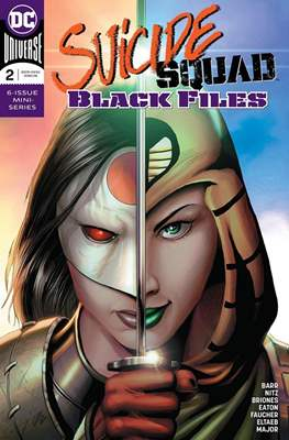 Suicide Squad: Black Files (Comic Book) #2
