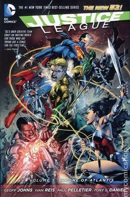 Justice League (2011-2016) (Hardcover) #3