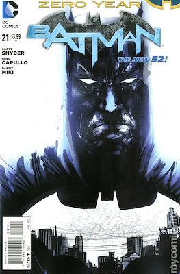 Batman Vol. 2 (2011-2016 Variant Covers) (Comic Book) #21