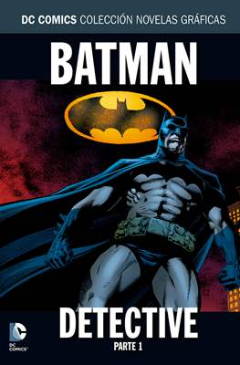 Colección Novelas Gráficas DC Comics (Cartoné) #35