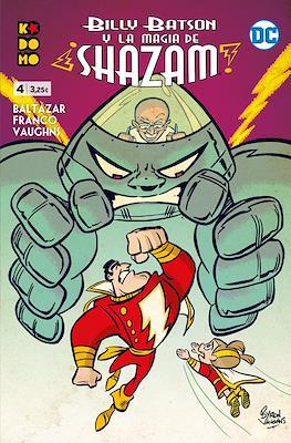 Billy Batson y la magia de ¡Shazam! #4