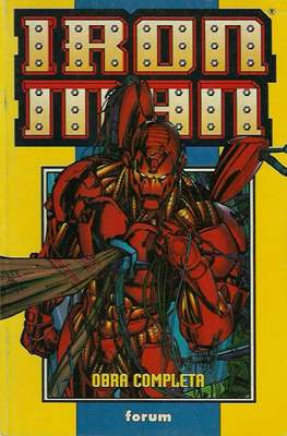 Heroes Reborn: Iron Man (Rústica retapado.) #1
