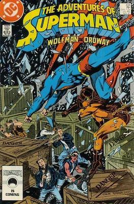 Superman Vol. 1 / Adventures of Superman Vol. 1 (1939-2011) (Comic Book) #434