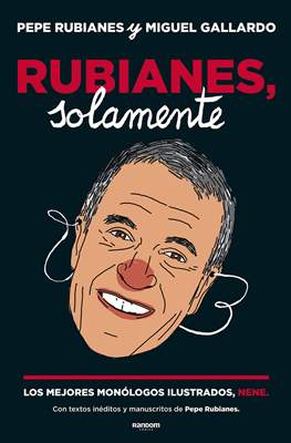 Rubianes, solamente (Cartoné 192 pp) #