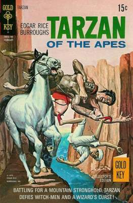 Tarzan (Comic-book) #198