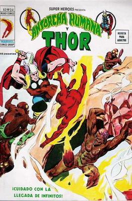 Super Héroes Vol. 2 (Grapa 48 pp. 1974-1980) #24