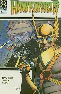 Hawkworld (Comic Book) #6
