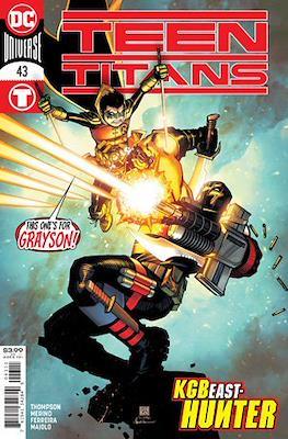 Teen Titans Vol. 6 (2016-) (Comic Book) #43