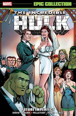 The Incredible Hulk Epic Collection #20