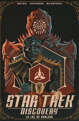 Star Trek: Discovery. La luz de Kahless (Rústica 104 pp) #