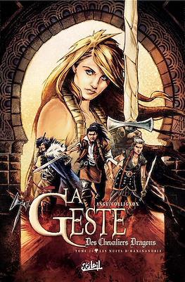 La Geste Des Chevaliers Dragons (Cartonné 48-56 pp) #24