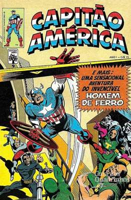 Capitão América #9