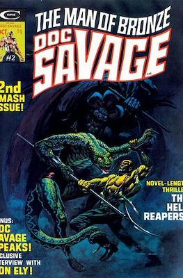 Doc Savage Vol 2 (Magazine) #2