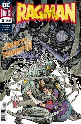 Ragman Vol. 3 (2017- ) (Comic-book) #5