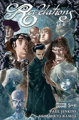 Revelations (comic-book) #5