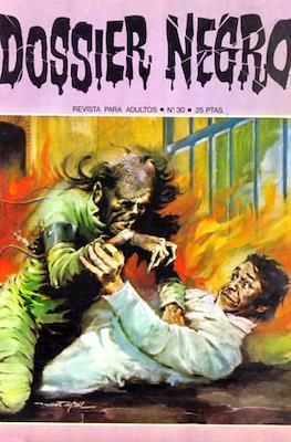 Dossier Negro (Rústica y grapa [1968 - 1988]) #30