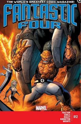 Fantastic Four vol. 4 (Digital) #12