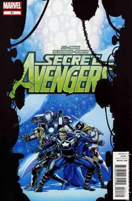 Secret Avengers Vol. 1 (2010-2013) #21