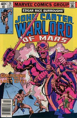 John Carter Warlord of Mars Vol 1 (Comic Book) #28