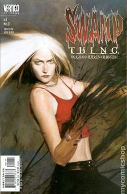 Swamp Thing Vol. 3 (2000-2001)