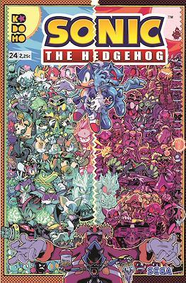 Sonic The Hedgehog (Grapa 24 pp) #24