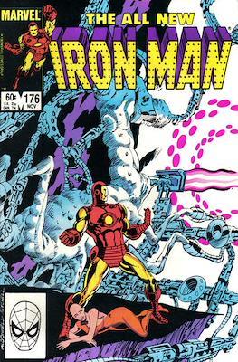 Iron Man Vol. 1 (1968-1996) (Comic book) #176