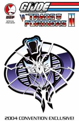 G.I. Joe vs. The Transformers - Vol. II