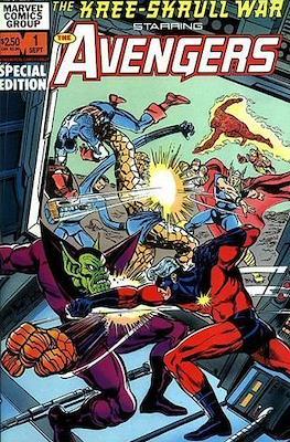 Kree / Skrull War Avengers Special Edition Vol 1 (Comic-book.) #1
