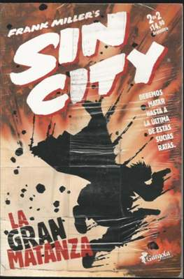 Sin City La Gran Matanza (Rustica) #2