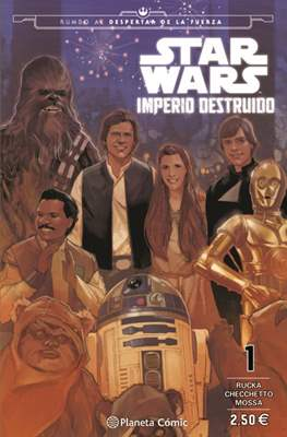 Star Wars: Imperio Destruido #1