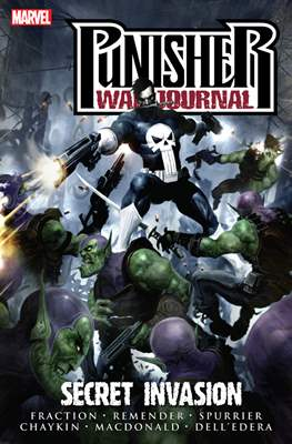Punisher War Journal Vol 2 (Softcover) #5