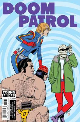 Doom Patrol Vol. 6 #1.3