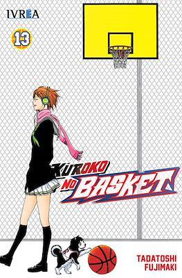 Kuroko no Basket (Rústica con sobrecubierta) #13