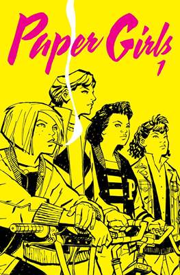 Paper Girls (Grapa 32 pp) #1