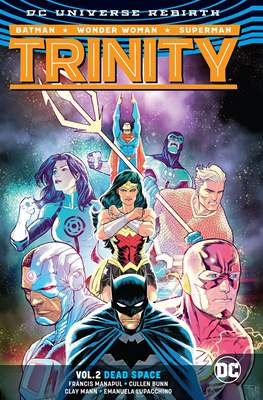 Trinity (Vol. 2 2016-...) (Hardcover 144-128 pp) #2