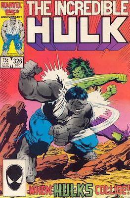 The Incredible Hulk Vol. 1 (1962-1999) (Comic Book) #326
