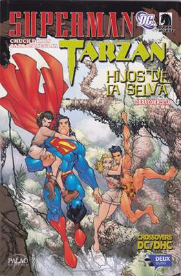 Crossovers DC/DHC (TPB) #3