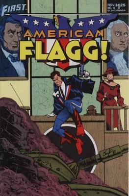 American Flagg! (Comic book) #14