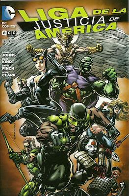 Liga de la Justicia de América (Grapa) #2