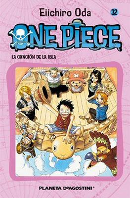 One Piece (Rústica con sobrecubierta) #32