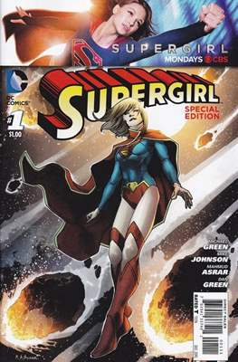 Supergirl Special Edition (2015)