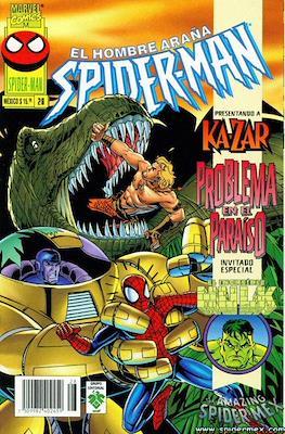 Spider-Man Vol. 2 (Grapa) #28