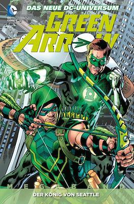 Green Arrow Megaband #3