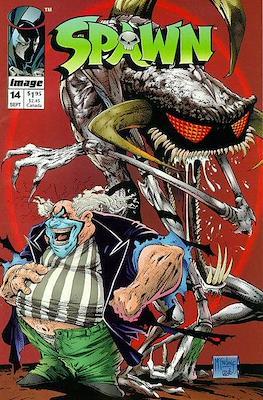 Spawn (Comic Book) #14